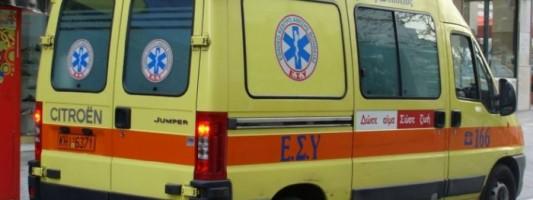 Ελλείψεις προσωπικού καταγγέλλουν οι εργαζόμενοι στο ΕΚΑΒ Λάρισας