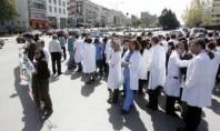 Γιατροί, οδοντίατροι και ΕΚΑΒ συμμετέχουν στην απεργία