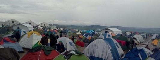 ΚΕΕΛΠΝΟ: Δεν τίθεται θέμα υγειονομικής βόμβας στην Ειδομένη