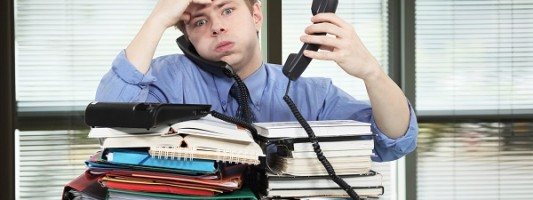 Πόσο κοστίζει το άγχος στην εργασία;