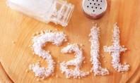Το λίγο αλάτι στη διατροφή δεν κάνει καλό σε όλους!