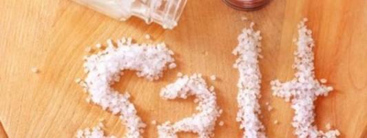 Πώς θα μειώσετε το αλάτι στο φαγητό σας