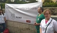 Παράσταση διαμαρτυρίας στο Κοινοβούλιο με αφορμή την Παγκόσμια Ημέρα Νοσηλευτών