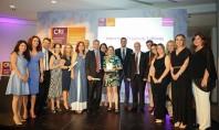"""Αργυρό Βραβείο και διάκριση """"Best New Entry""""  για την Pfizer Hellas"""
