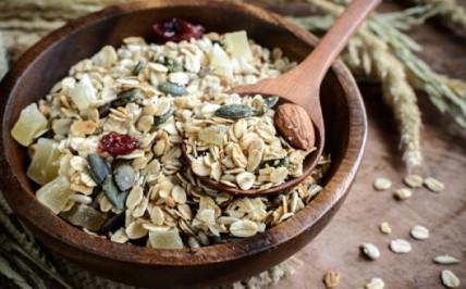 Τα δημητριακά ολικής άλεσης μειώνουν τον κίνδυνο πρόωρου θανάτου