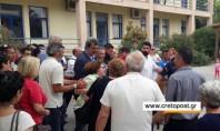 Νέες διαμαρτυρίες κατά Πολάκη