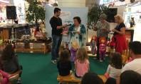 Με κουκλοθέατρο και παιχνίδι τα παιδιά μαθαίνουν για την Ηλιοπροστασία