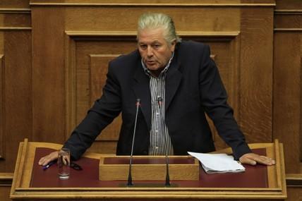 Ανοικτός ο Θ. Παπαχριστόπουλος σε επαναφορά του πεντάευρου στα νοσοκομεία