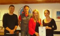 Αρωγός στο έργο της Ελληνικής Ομάδας Διάσωσης η Pfizer Hellas
