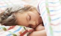 Οι ακανόνιστες ώρες ύπνου αυξάνουν τα προβλήματα συμπεριφοράς των παιδιών