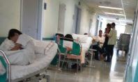 Ράντζα και άθλιες συνθήκες νοσηλείας των ασθενών στο «Αττικό»