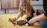 Προσοχή στις οθόνες για παιδιά μικρότερα του 1,5 έτους