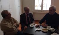 Συνάντηση Λουράντου-Χουντή για το Ιδιοκτησιακό