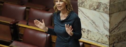 Κ. Παπακώστα: «Προσβολή η δήλωση του κ. Πολάκη περί επίδειξης ευαισθησίας για την Ειδική Αγωγή»