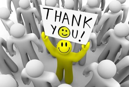 Πείτε «ευχαριστώ» για καλή ψυχική υγεία!
