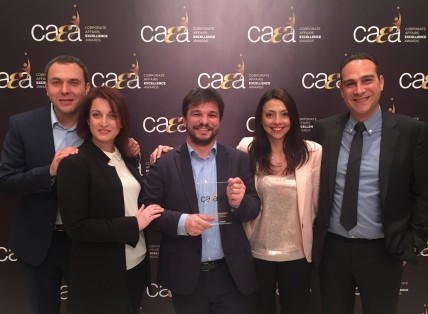 AbbVie: Διάκριση Καινοτομίας στην Επικοινωνία στα Corporate Affairs Excellence Awards 2017