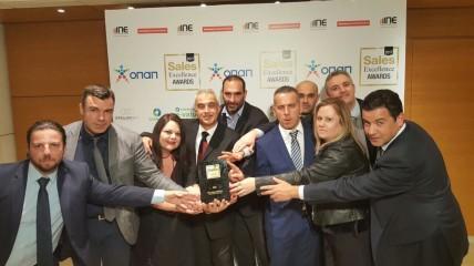 AbbVie: Τμήμα πωλήσεων της χρονιάς στα Sales Excellence Awards 2017