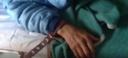 Βίντεο της ΠΟΕΔΗΝ: Ασθενείς δεμένοι στα ψυχιατρεία