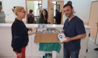 Η Win Medica στήριξε την Ομάδα Αιγαίου