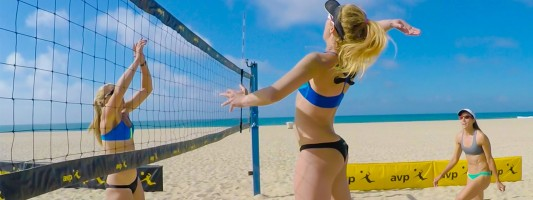 Beach volley: Προσοχή στους τραυματισμούς!