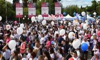 Περισσότεροι από 35.500 συμμετέχοντες έτρεξαν στο 9ο Greece Race for the Cure®