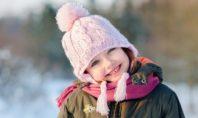 Πώς θα κρατήσετε τα παιδιά ζεστά τον χειμώνα