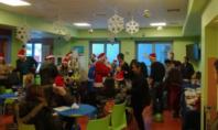 ΚΑΡΚΙΝΑΚΙ: Χριστουγεννιάτικη γιορτή στην Ογκολογική Μονάδα Παίδων «ΕΛΠΙΔΑ»
