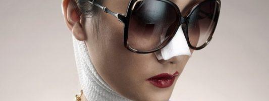 Ρινοπλαστική και γυαλιά: Τι επιλογές υπάρχουν;