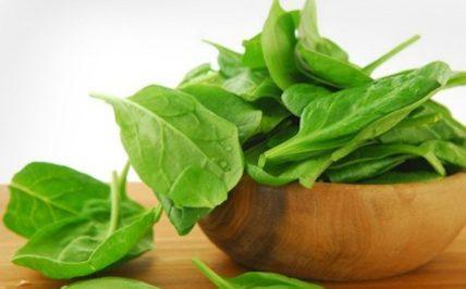Σπανάκι και φασόλια σας προστατεύουν από έμφραγμα και εγκεφαλικό
