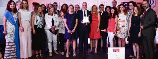 Χρυσό Βραβείο για την Pfizer Hellas στον Εθνικό Δείκτη Εταιρικής Ευθύνης CR Index και διάκριση για το Εργασιακό Περιβάλλον