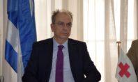 Ο γυναικολόγος Νικόλαος Οικονομόπουλος νέος πρόεδρος του Ελληνικού Ερυθρού Σταυρού