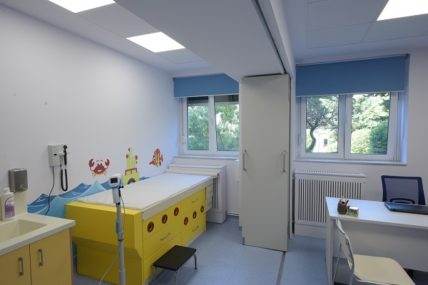 """Εγκαινιάστηκε η νέα Μονάδα για τη Φροντίδα για την Ασφάλεια των Παιδιών """"Σόφη Βαρβιτσιώτη"""""""