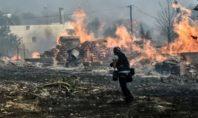 ΠΟΕΔΗΝ: Ο πρώτος νεκρός από τη φωτιά στο Μάτι έφθασε στο ΣΙΣΜΑΝΟΓΛΕΙΟ μεταξύ 10:30 – 11:00 το βράδυ