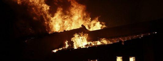 Γεγονότα που προκαλούν στρες , όπως οι φωτιές, γερνούν τον εγκέφαλο!