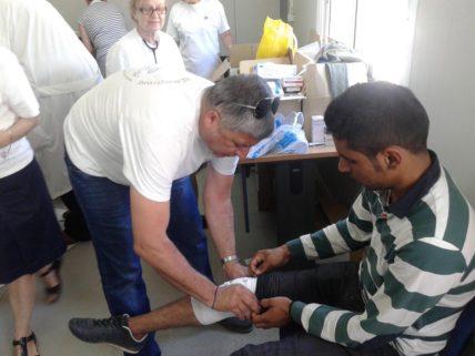 Ιατρικός Σύλλογος Αθηνών: Επτά χρόνια προσφοράς από το Ιατρείο Κοινωνικής Αποστολής