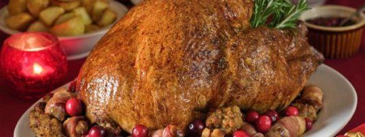 Χριστουγεννιάτικο τραπέζι: Γαλοπούλα ή κοτόπουλο;