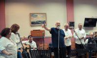 Pfizer Hellas Band: Μουσική βραδιά για τους ηλικιωμένους του Δήμου Αγίας Βαρβάρας