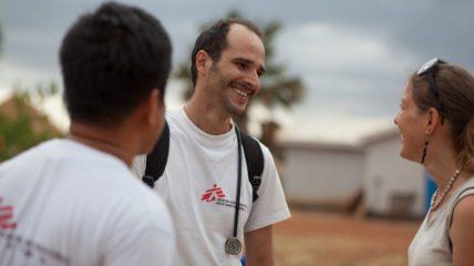 Ο χειρουργός Χρήστος Χρήστου νέος Διεθνής Πρόεδρος των Γιατρών Χωρίς Σύνορα