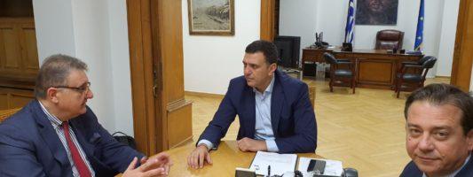 Έκτακτη συνάντηση ΠΙΣ με τον υπουργό Υγείας για τον καταλογισμό 850.000 ευρώ σε γιατρό του Νοσοκομείου Λάρισας