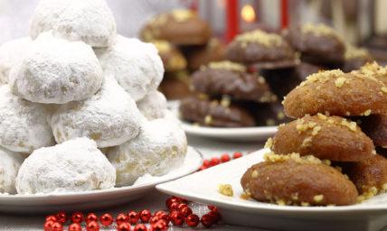 Πόσες θερμίδες έχουν τα γλυκά των Χριστουγέννων