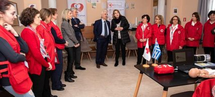 Το «προΣfΕΕρουμε» στα Κέντρα Φιλοξενίας Ασυνόδευτων Ανηλίκων του Ελληνικού Ερυθρού Σταυρού