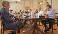 Καθολικό lockdown στη χώρα ανακοινώνουν σήμερα ο πρωθυπουργός μαζί με τον Σωτήρη Τσιόδρα