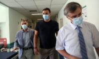 Κικίλιας: Είμαστε έτοιμοι για lockdown σε δήμους της Αττικής αν χρειαστεί