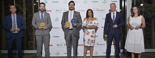 Best in Pharmacy Awards: 7 διακρίσεις για τον Όμιλο Τσέτη