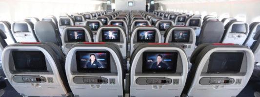 Μικρότερος ο κίνδυνος μετάδοσης κορoνοϊού στο αεροπλάνο