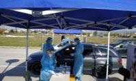 Κορονοϊός: Σε ποια σημεία μπορείτε να κάνετε δωρεάν rapid test μέσα από το αυτοκίνητο