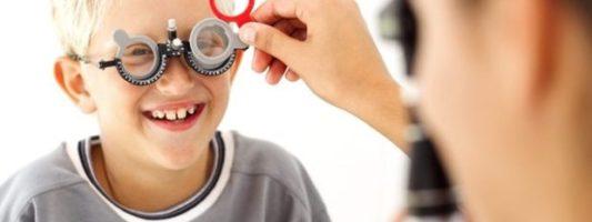 Πώς επηρέασε η πανδημία την όραση των παιδιών