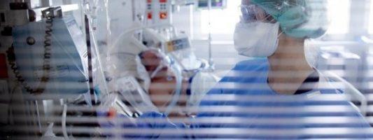 Αυξημένος κίνδυνος θρομβώσεων στους ασθενείς με COVID-19