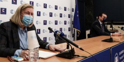 Θεοδωρίδου: Δεν έχουν σχέση με το εμβόλιο του κορονοϊού οι θάνατοι ηλικιωμένων στη Νορβηγία
