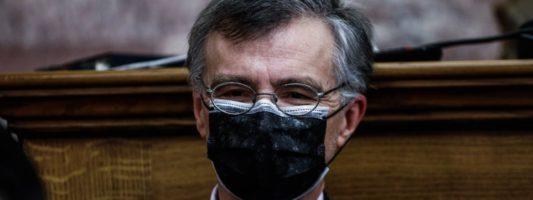 Τσιόδρας στην Επιτροπή Θεσμών και Διαφάνειας: Απαιτείται προσοχή στην Αττική